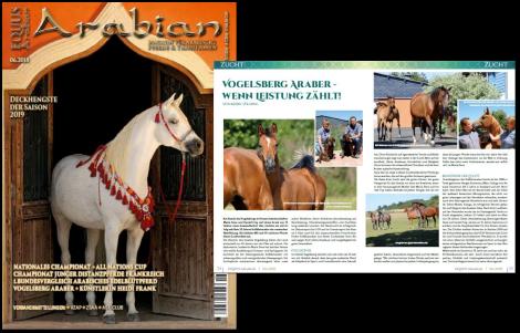 EA 6-2018 www.equus-arabian.de